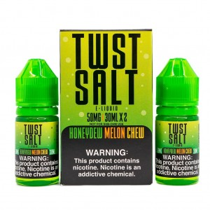 Twist SALT - Honeydew Melon Chew   (2x60ml)