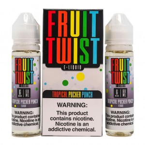 Twist - Tropical Pucker  (2x60ml)