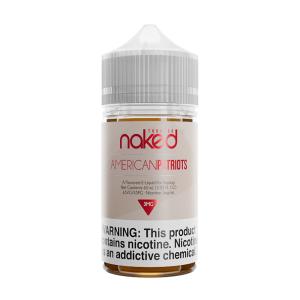 Naked 100 Tobacco | American Patriot (60ml)