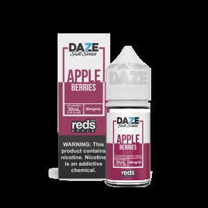 Vape 7 Daze Salt | Reds Berries (30ml)