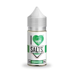 I Love Salts   Spearmint Gum (30ml)